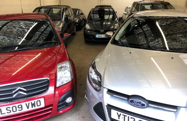derby electric car dealership